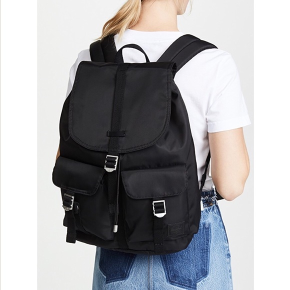 f24c2529e5 Herschel Supply Company Handbags - Herschel Dawson Backpack surplus - black